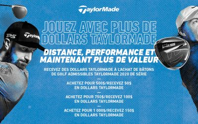 Promotion TAYLORMADE